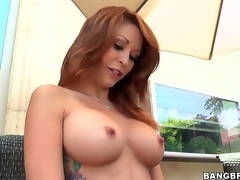 Heres a specific treat for all u milf paramours - Monique Alexander is back in action and shes greater quantity hungry for a cum load than ever before! This wild mamma knows how to fuck hard!