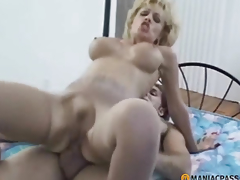 Woman drilled by a attractive lad