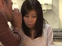 Great sex with the hot Oriental milf Chihiro Akino